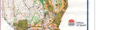 2017 Australian Orienteering Middle Distance Championships (24/09/2017)
