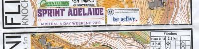 Sprint Adelaide race 4.2 (06/02/2019)